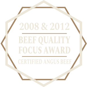 Two-time Beef Quality Focus Award